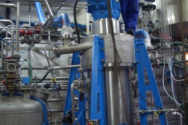 1 x V20 Biotechnology liquid – liquid separation (6000 – 30000 l/h)
